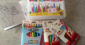 valigetta colori Carioca con Aquafresh di Sabry77