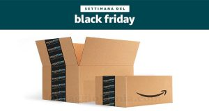 Amazon Settimana del Black Friday 2017