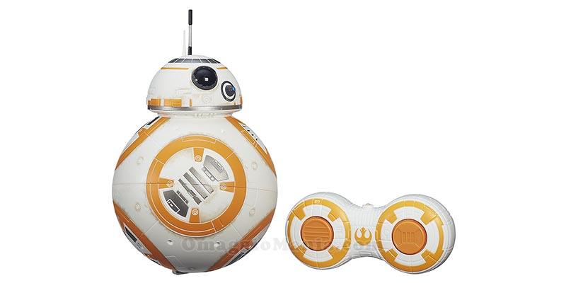 BB-8 radiocomandato Hasbro