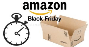 Black Friday 2017 Amazon data ufficiale
