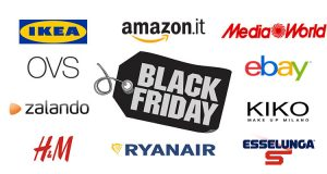 Black Friday 2017 elenco brand