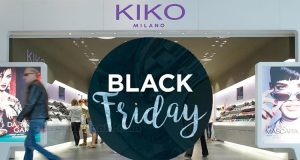 Black Friday KIKO 2017