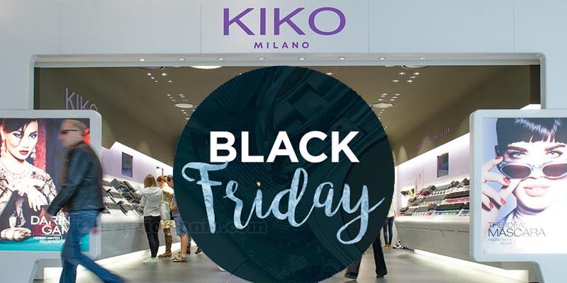 Black Friday KIKO 2017