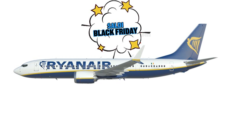 Black Friday Ryanair 2017