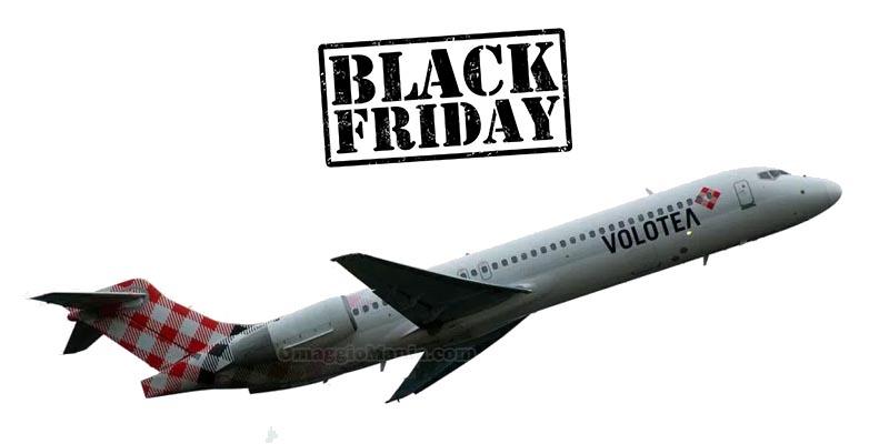 Black Friday Volotea 2017