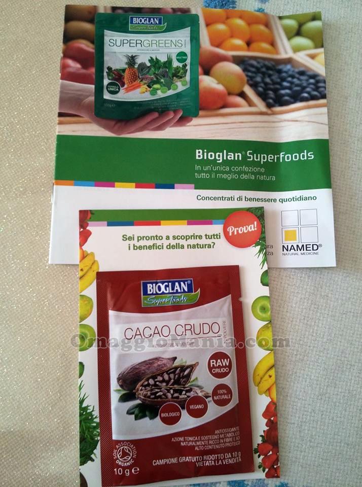 Cacao Crudo Bioglan Superfoods di Anna Maria