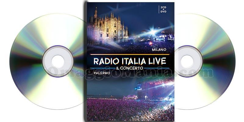 Compilation Radio Italia Live Il Concerto Milano e Palermo