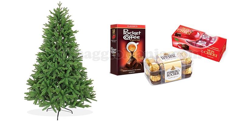Con Bennet puoi vincere un albero di Natale