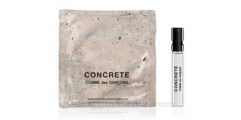 Concrete Comme des Garcons