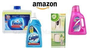 Il pulito che regala Amazon