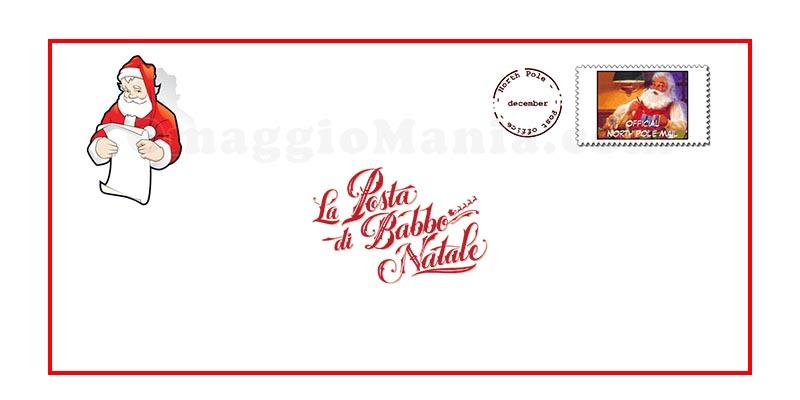La Posta di Babbo Natale 2017 lettera