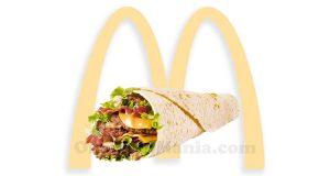 McDonald's Crispy McWrap