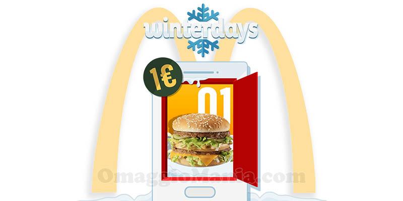McDonald's WinterDays 2017