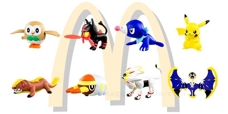 Pokemon McDonald's 2017
