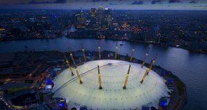 The O2 Londra