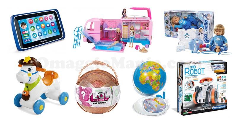 Toys Center Videoletterina a Babbo Natale