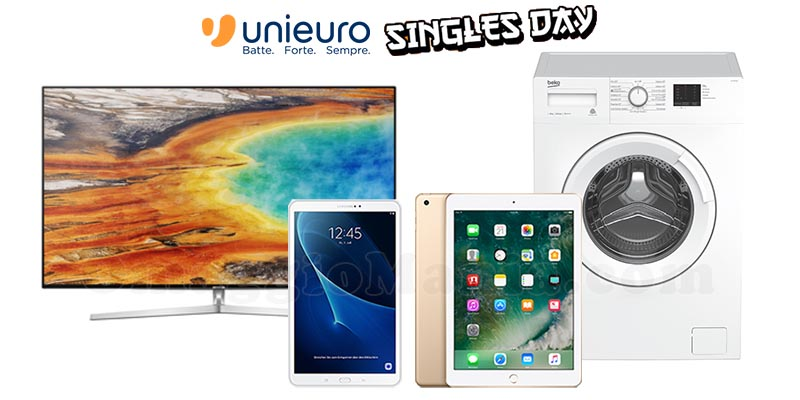 Unieuro Singles Day 2017
