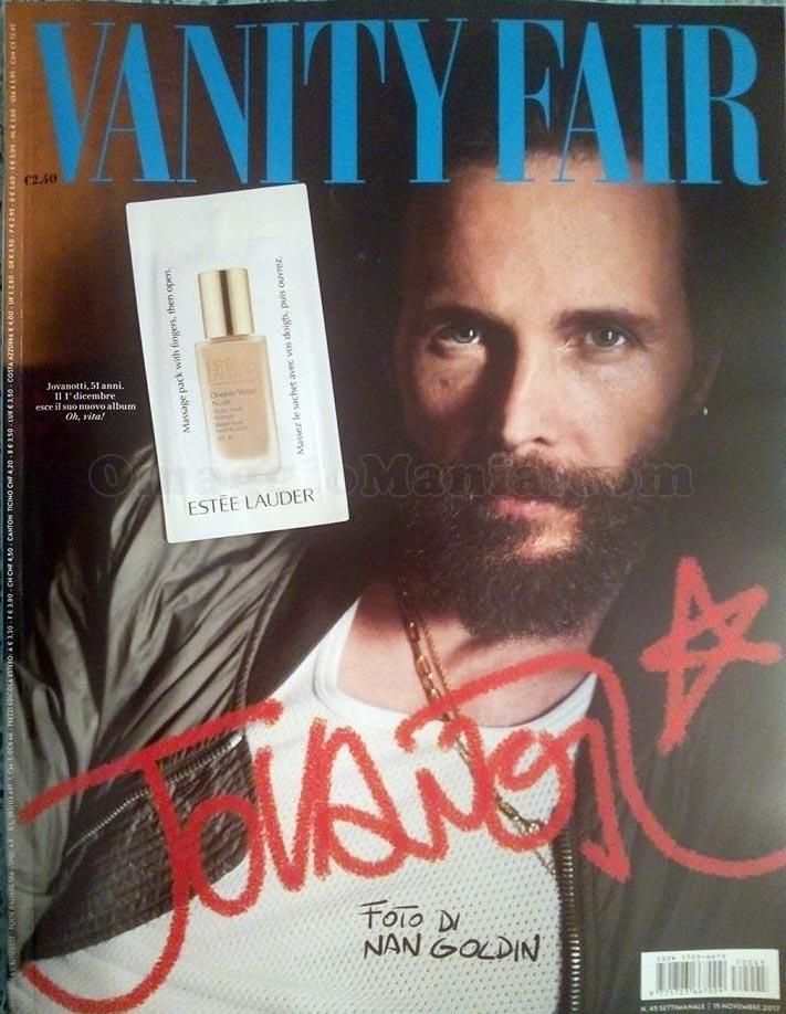 Vanity Fair 45 e campioncino fondotinta Estee Lauder di Stefania