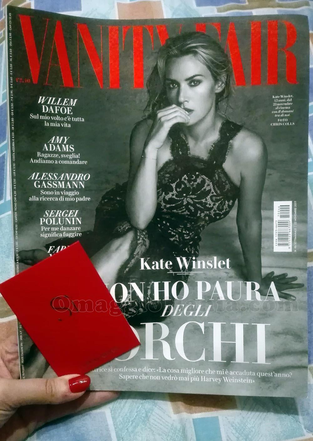 Vanity Fair 46 di Antonella