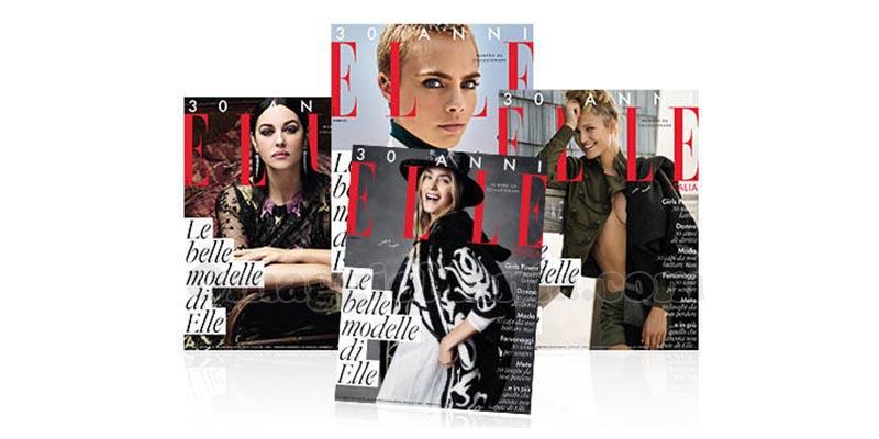 abbonamenti rivista Elle