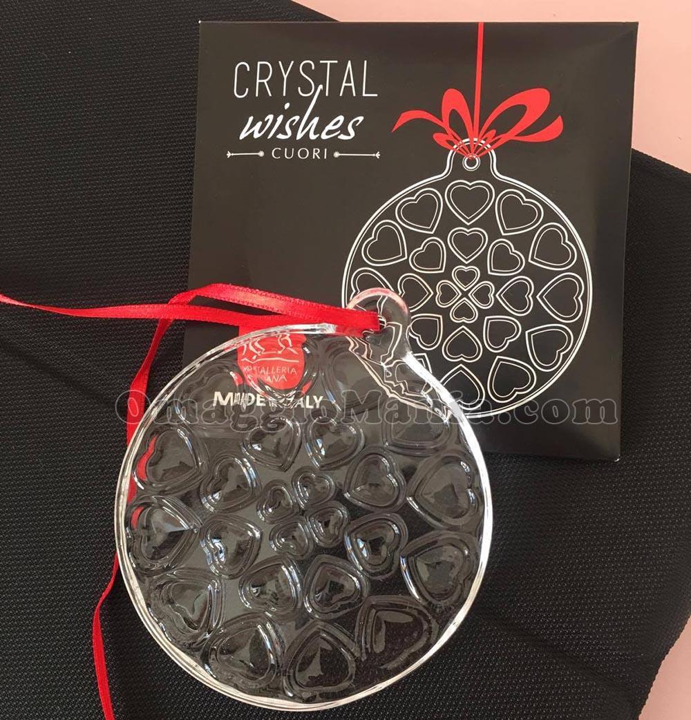 addobbo Crystal Wishes di Carmen
