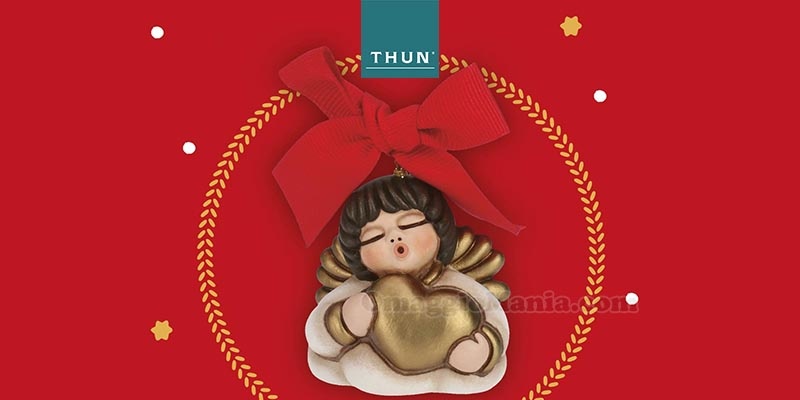 addobbo natalizio Thun omaggio