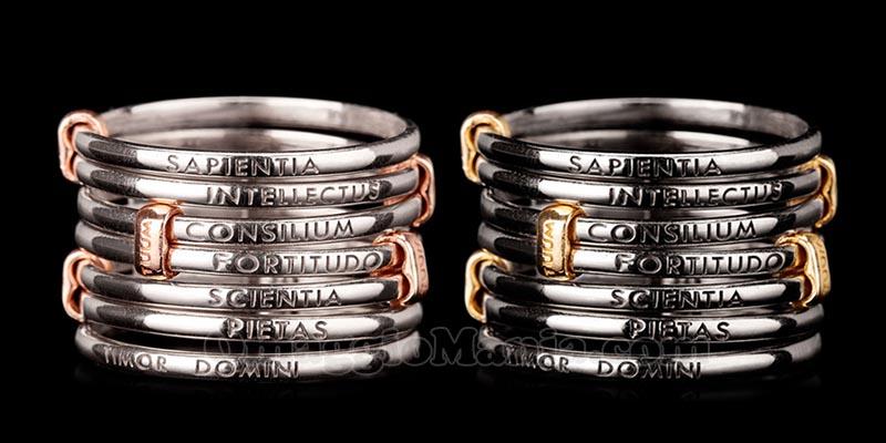 anelli TUUM Settedoni