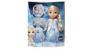 bambola Elsa Frozen Northern Lights