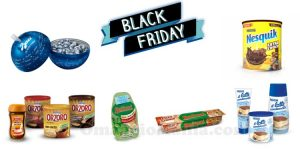 black friday Nestlé 2017