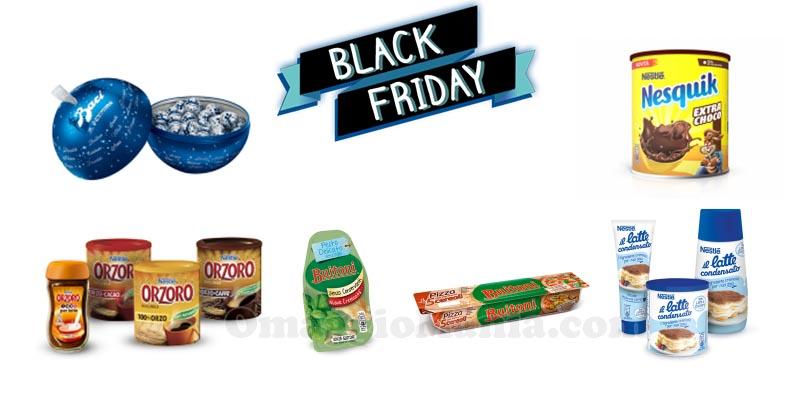 black friday Nestlé 2017