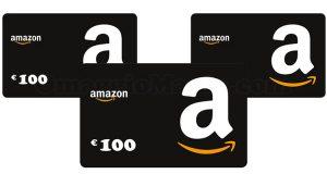 buoni Amazon 100 euro