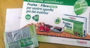 campione omaggio Frutta & Fibre no gas di Carmela