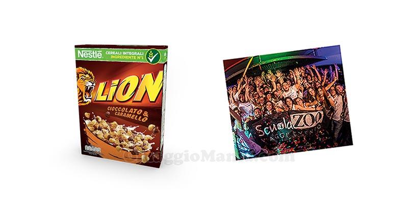 concorso Cereali Lion e ScuolaZoo