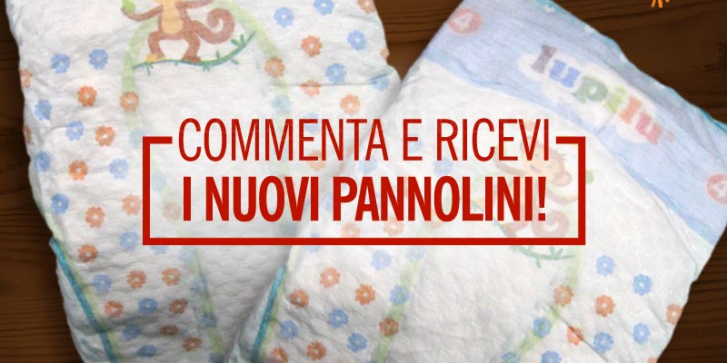 contest pannolini Lupilu Lidl