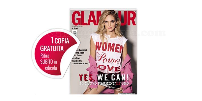 coupon omaggio Glamour 305