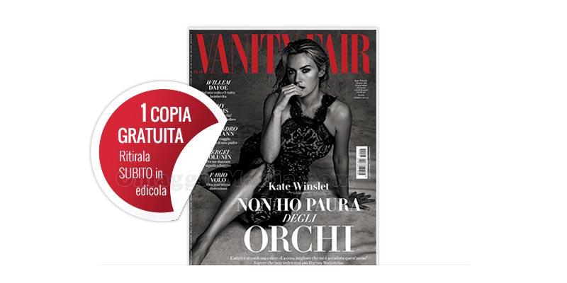 coupon omaggio Vanity Fair 46
