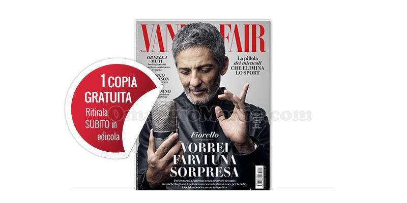 coupon omaggio Vanity Fair 47