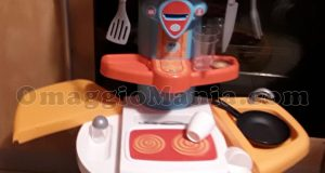 cucina Smoby con Pampers di Caterella