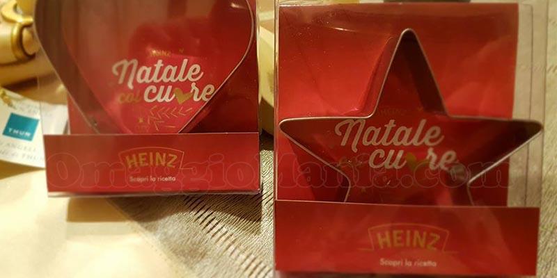 formine natalizie Heinz omaggio di Valentina