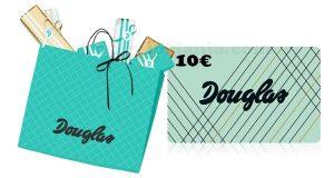 gift card Douglas 10 euro