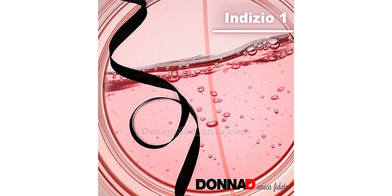indizio 1 nuovo prodotto da testare DonnaD novembre 2017