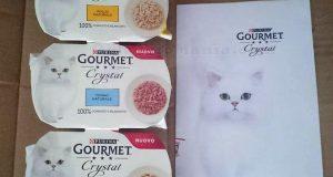 kit di campioni omaggio Gourmet Crystal di Eleonora