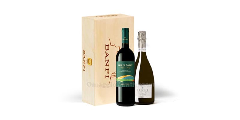kit vini Banfi Play&Wine