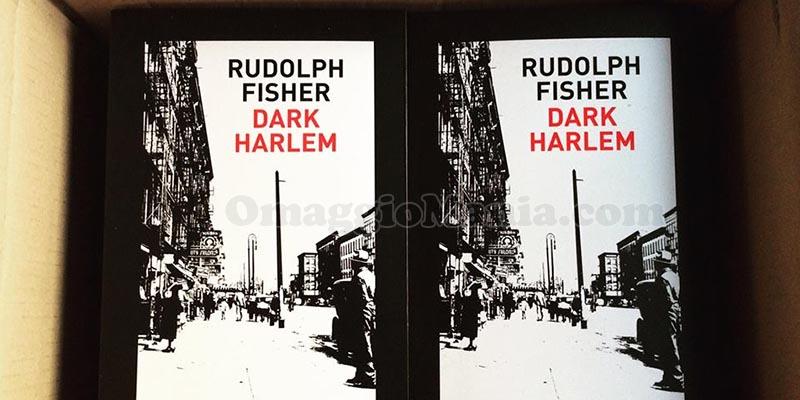 libro Dark Harlem di Rudolph Fisher