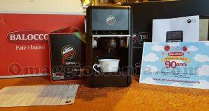 macchina caffè Vergnano Trè Mini
