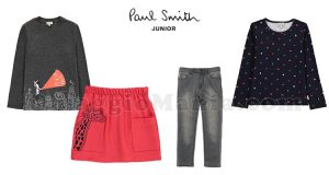 outfit Paul Smith Junior