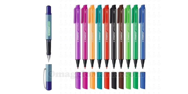 penne PointMax e penna stilografica beFAB