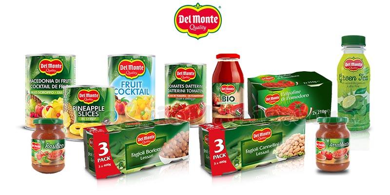 prodotti Del Monte