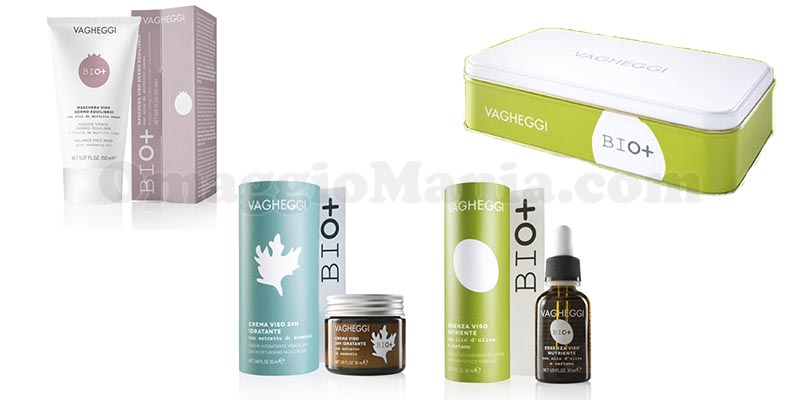 prodotti Vagheggi Bio+