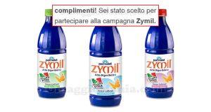 selezione tester Parmalat Zymil Microfiltrato fresco